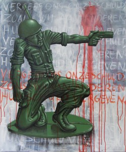wartoy-forgive - acrylic on canvas 100 x 120 cm